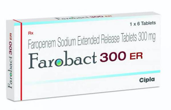 Generic Faropenem 300mg ER Tab