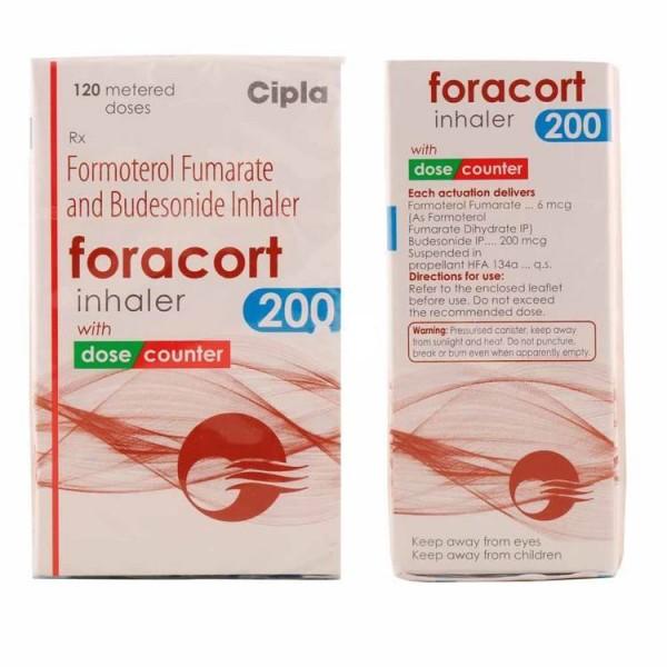 Symbicort 200/6mcg Inhaler (Generic) (120 Doses)
