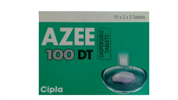 Zithromax  100mg tablet (Generic Equivalent) ZPAK